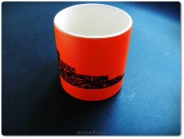 Seramik Boyama Kupa